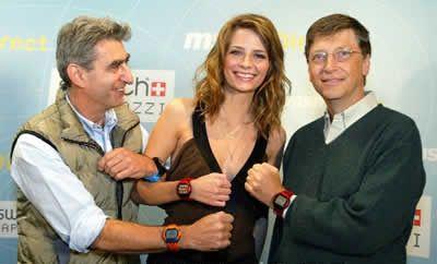比尔盖茨10美元手表,比尔盖茨遗产全部捐献是真的吗?