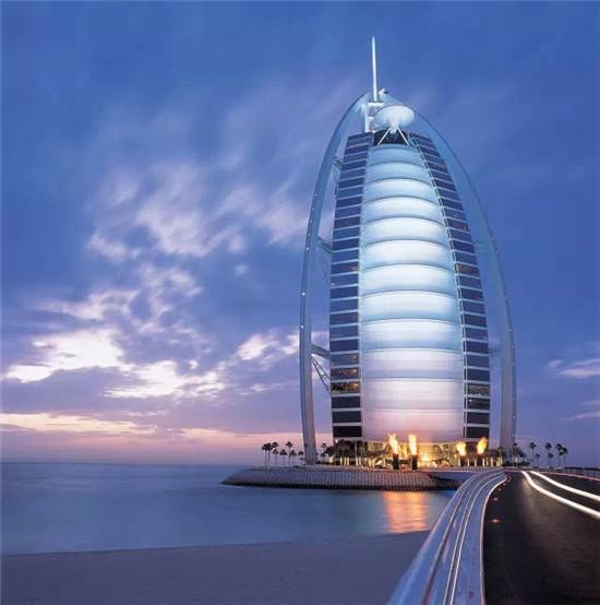 建筑|迪拜那家逆天七星酒店