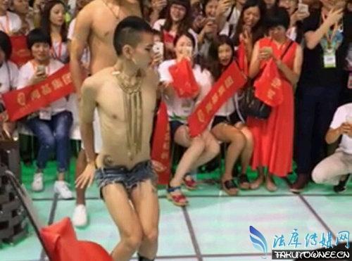 深圳钢管舞妖男西红柿照片,现在变态的男人为什么这么多?