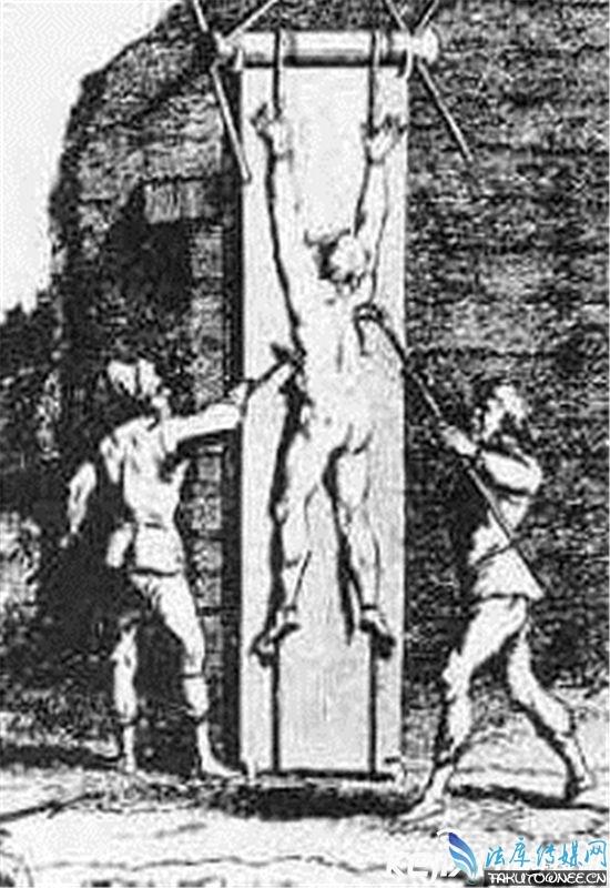 古代女子刑罚乳夹酷刑揭秘,盘点世界各地历史上的各种酷刑