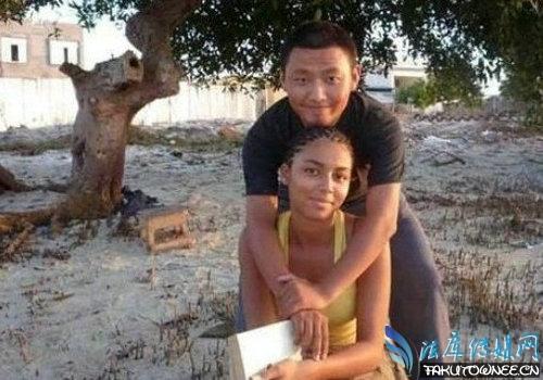 娶非洲女人做老婆的真实生活