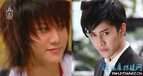 泰国mike和吴亦凡谁帅 泰国男演员mike整过容吗图片