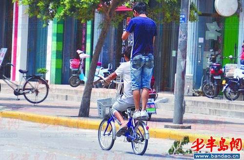 骑自行车可以载人吗?我国对驾驶自行车等非机动车的规定