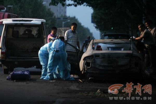 男子豪车内被烧身亡,汽车自燃的原因是什么?