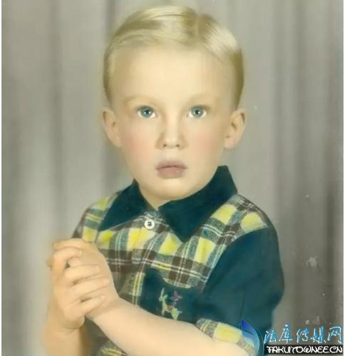 特朗普各个时期照片汇总,女儿伊万卡继承好基因