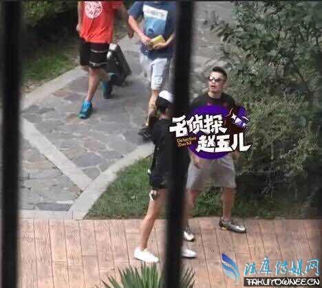 林丹拍酒店出轨名模赵雅淇图片曝光,赵雅淇疑详细个人资料