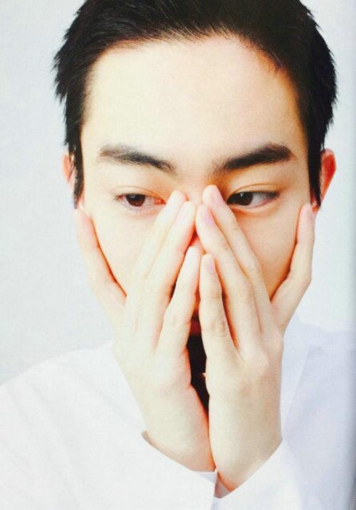 vivi杂志2016日本帅哥排行榜出炉,杨洋井柏然李易峰领衔中国区帅哥排榜