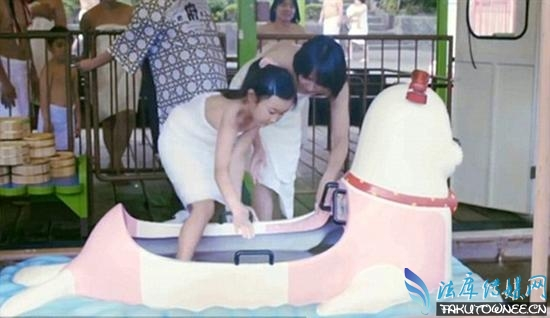 摩天轮上男女共浴玩刺激,日本男女混合共浴是真的吗?