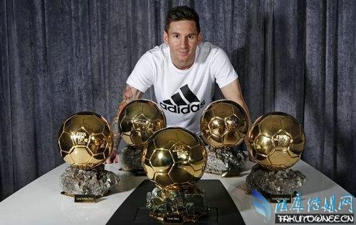 C罗金发喜迎金球奖,c罗和梅西各分别获得过几次金球奖?