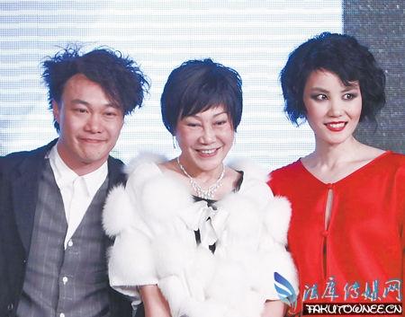 陈家瑛和王菲两人是怎么分钱的?陈家瑛给王菲当了多少年的经纪人了?