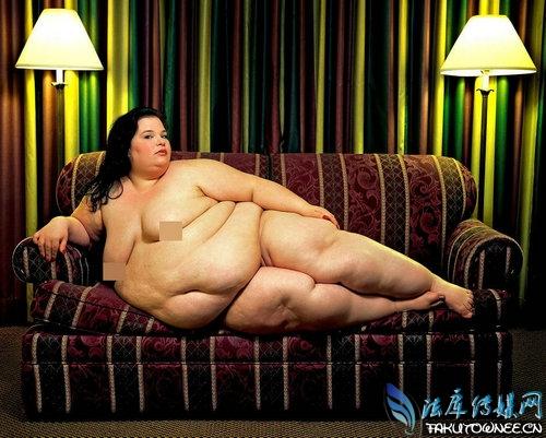 体重400多斤的女性拍另类裸体写真,人们现在为什么都以瘦为美?