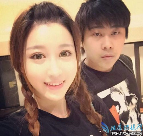 卢本伟的女朋友uu是谁?卢本伟和赵梦�h结婚了没有?