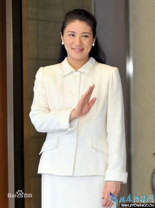 日本皇太子妃雅子个人资料,日本皇室的真实生活揭秘
