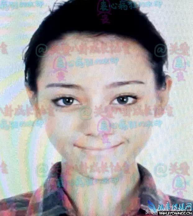 迪丽热巴的双眼皮是做的吗?迪丽热巴素颜证件照曝光