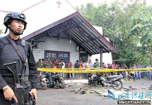 印度的教堂被烧袭击,印度基督教的信徒有多少人口?