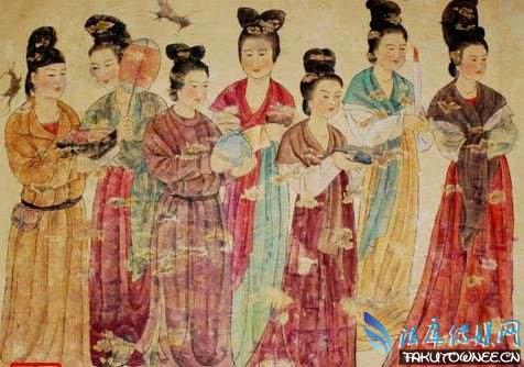 皇帝和居然大臣老婆偷情,古代皇帝三宫六院中总共有多少妃子?
