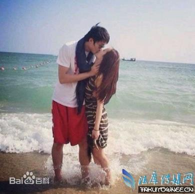 丁彦雨航与女友张倩接吻照片,丁彦雨航女友张倩个人微博资料介绍