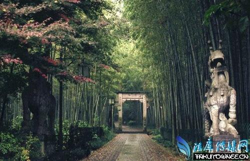 杭州的三生石景点具体在哪 杭州灵隐寺的三生石有什么传说故事 法库传媒网