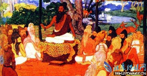 摩诃婆罗多记载核战争事件揭秘,人类的文明进化是在循环轮回吗?