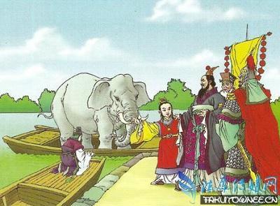 曹冲称象的故事是真的吗?曹冲除了称象还有哪些故事?