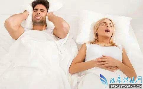 苏州一女子因打鼾竟被老公掐死,女人打呼噜是什么原因引起的?