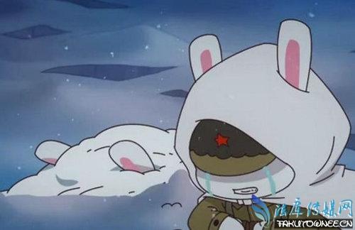 眼泪也会被冻住的感人至深,那年那兔那些事的作者是谁?