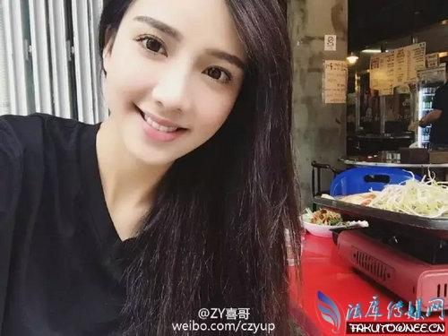 zy喜哥陈姿瑜整容过吗?陈姿瑜今年多大了?