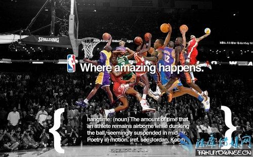 NBA花球是指的什么意思?NBA球队之间的实力平衡吗?