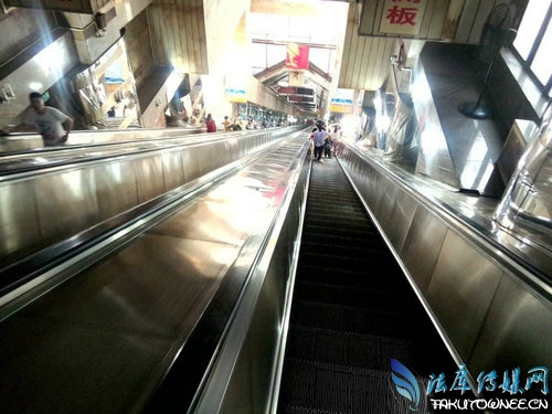 重庆最长的扶梯有多长?世界上最长扶梯是在哪里?