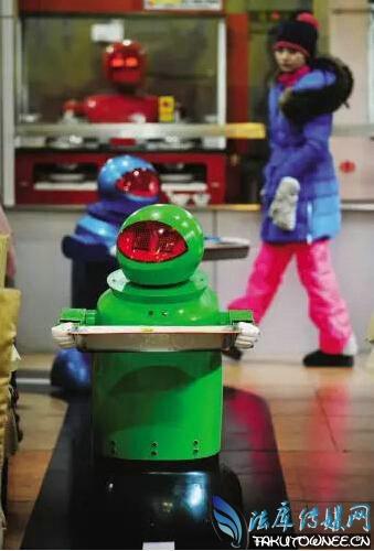 哪里有机器人外送披萨服务?未来机器人会取代人类的哪些工作?