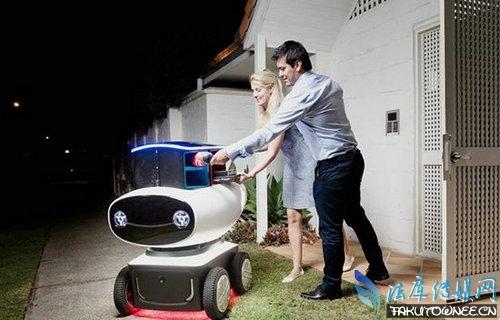 哪里有机器人外送披萨服务,未来机器人会取代人类的哪些工作?