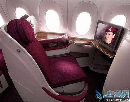 飞机头等舱有哪些特权?国内飞机航班的头等舱实拍照片