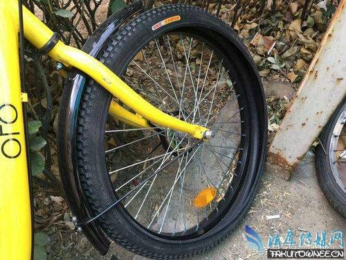共享单车车胎没气怎么办?共享单车为什么会被人为破坏?
