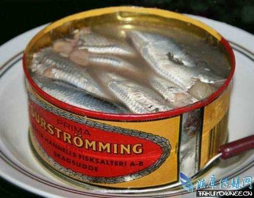 鲱鱼罐头是欧洲哪一个国家的特产食物?鲱鱼罐头为什么不能加热吃?