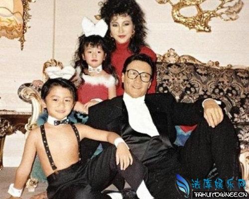 狄波拉当初为什么要和谢贤离婚?狄波拉是谢霆锋的亲生妈妈吗?