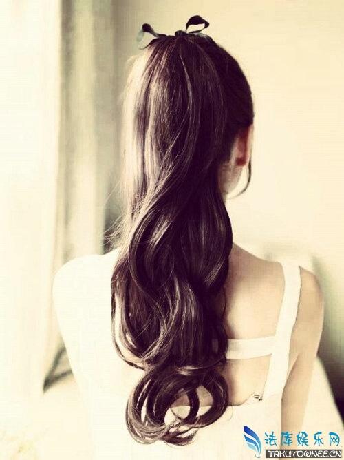 马尾辫适合什么样的脸型?马尾辫适合染发吗?