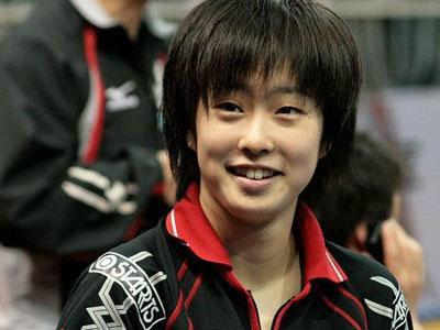 日本乒乓球运动员都会说中文吗?中国乒乓球运动为什么这么厉害?