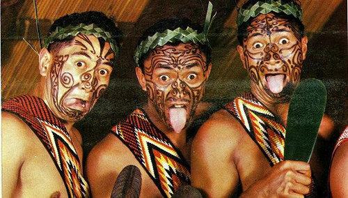 新西兰毛利人是什么人种?毛利人迎宾礼仪介绍