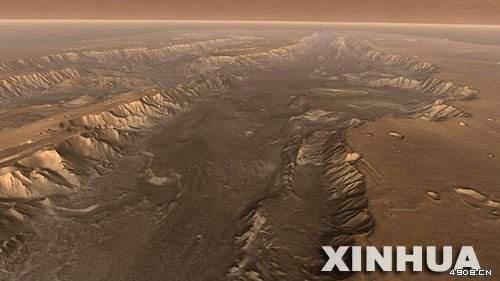 火星山体滑坡照片被拍到,人类移民火星在未来真的可能实现吗?
