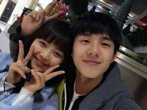 刘昊然和欧阳娜娜是怎么认识的 刘浩然有女朋友吗女友是谁图片