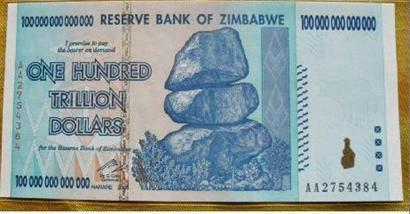 哪个国家的钱币最不值钱?津巴布韦元为什么会这么不值钱?