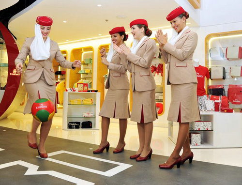 阿联酋航空空姐待遇如何?空姐这份工作到底怎么样?