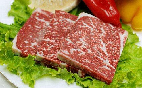 雪花牛肉是指的牛身上哪个部位?牛身上的哪个部位最好?