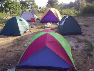 驴友晚上在外搭帐篷混账的真实经历,驴友混账前要了解的事情