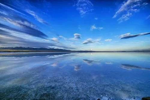 青海茶卡盐湖是怎么形成的?茶卡盐湖的盐有什么用途?