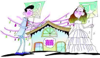 租房结婚你愿意吗?为什么说谈婚论嫁是分手的高峰期?