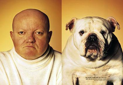狗狗会和自己的主人长得越来越像吗?狗能认出自己的主人吗?