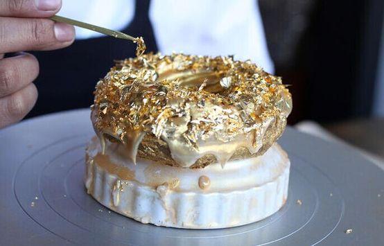 全球最贵的黄金甜甜圈能吃吗?黄金甜甜圈在哪里能买到?