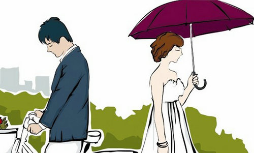 为什么很多人的假离婚成真了?婚后的第几年夫妻二人最容易离婚?