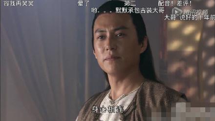 靳东古装造型显脸大?靳东为什么很少演古装剧?